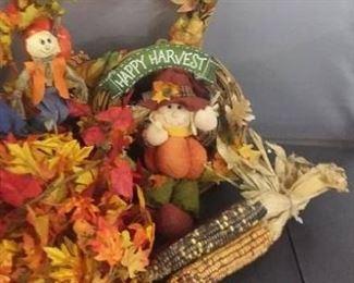 Fall Harvest Decorations