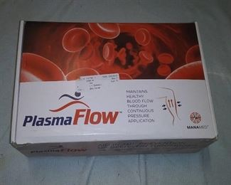 Manamed Plasma Flow - Aid in the Prevention of Deep Vein Thrombosis