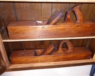 Antique Wooden Planes