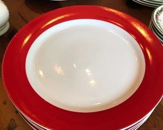 red band plates