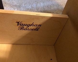 Bassett furniture nightstands