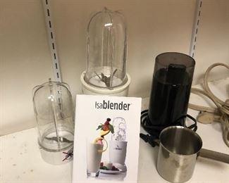 Isagenix blender