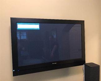 Panasonic gaming flat screen TV