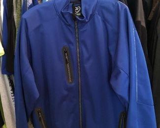Zero Research zip jacket
