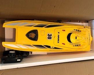 3.5 ft long RC boat