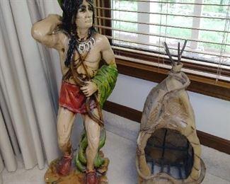 Native American pieces