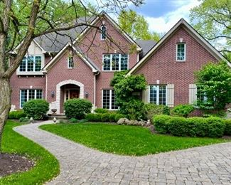 Our Client's Beautiful Home in Napervile