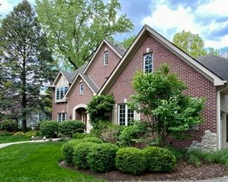 Another view of our Client's Home in Naperville.