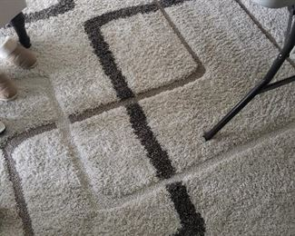 Great Modern Style Room Size Rug