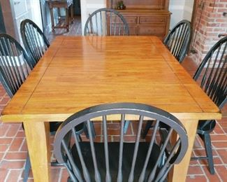 """Solid Wood Dining Table 44""""x64"""""""