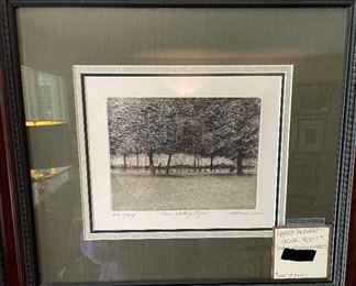 Harold Altman Artist Proof