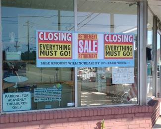 Closing by the middle of June!!  Sale goes up 10% every Saturday morning!!!