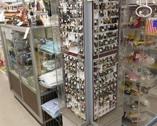 Lots of costume jewelry. (No sterling or gold)