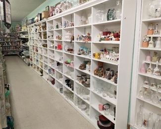 Nic nacs, collectibles,bells, salt & pepper sets, brass, copper, office supplies and more!!