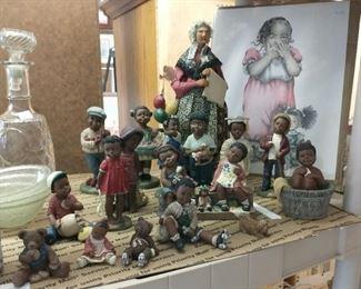 Very rare collection of figurines!! So precious!!!