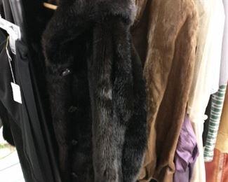 Fur coats.....