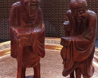 Asian Wooden Carvings