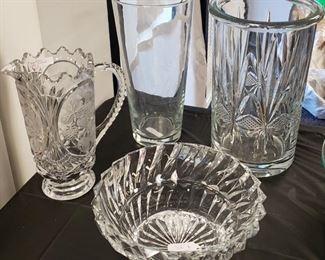 Crystal and Glass