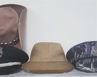 Military and Hunters Hats