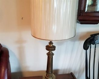 pair of these heavy lamps