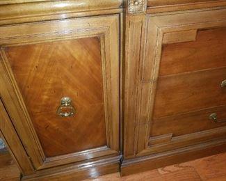 server door detail