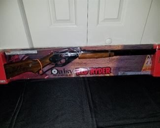 Daisy Red Rider BB gun, never out of box