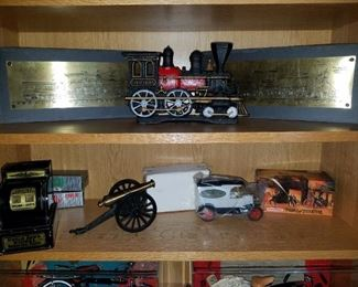 train collectibles