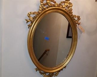 LaBarge mirror, made in Italy in 1984.