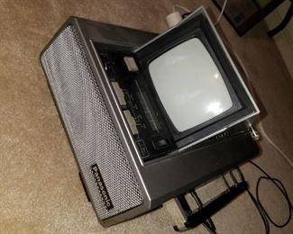 Panasonic TV/radio/VHS