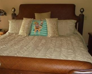 1 of 2 king beds