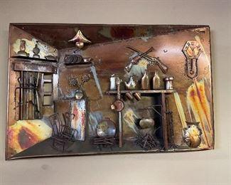 Cool bronze art work