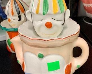 large clown juicer reamer Japan