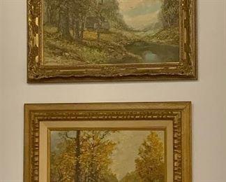 bottom: Wilhelm Brauer 20th century