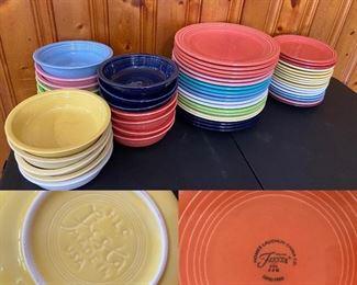 Fiesta USA Dinnerware