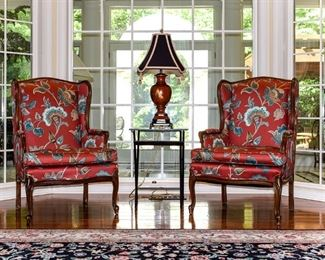 Gorgeous home with beautiful furniture, art, accessories. Armchairs (set 2)
