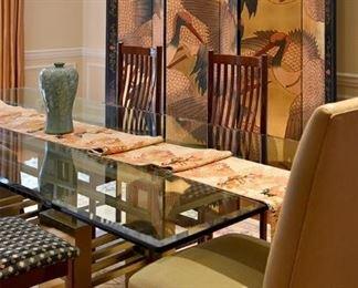 Stunning dining room!