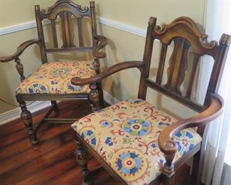 dining chairs, 2 of 8