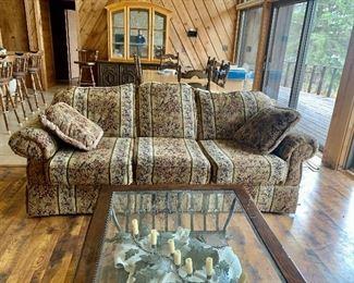 Sofa and Endtable
