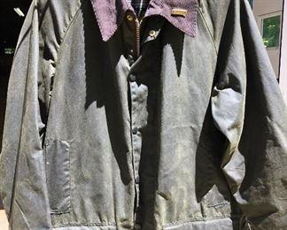 Barbour Mens Coat Jacket