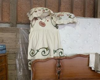 Beautiful Embroidered Duvet cover