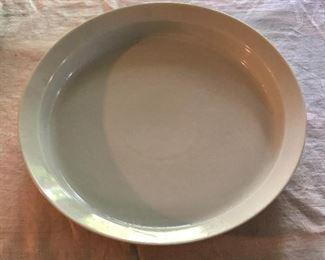 "$40 - Dansk large serving platter.  12.5"" diam, 2"" H.."