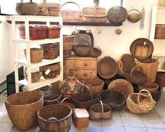 Basket overview see second listing of sale