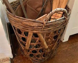 $95 - Vintage basket only