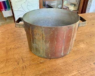 $95 - Copper pot #20
