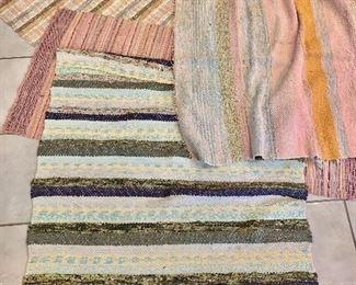 $25 each - Scatter rugs