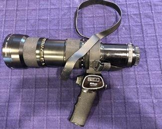 $175 Nikon Scope lens