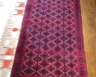 $275  - Woven rug