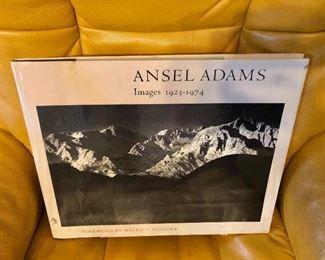 $30 Ansel Adams large book