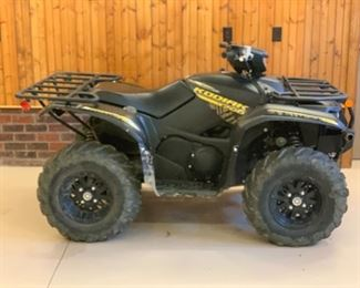 2020 Yamaha Kodiak 700 ATV With 40 hours.    $6,500 HAS TO BE A CASH SALE OR CERTIFIED CHECK