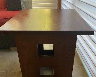 Stickley Furniture accent table